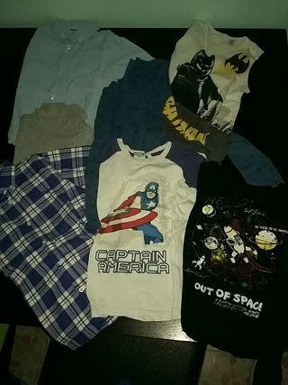 Lote ropa infantil