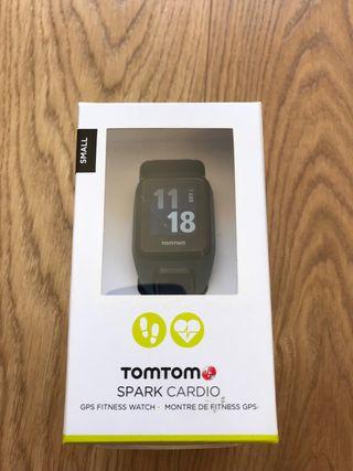 Tomtom Spark Cardio GPS Reloj