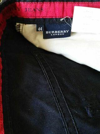 pantalon vaquero BURBERRY talla 44