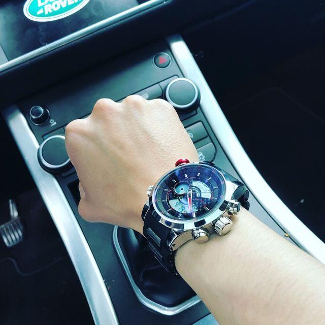 Reloj Hombre Dual Evon