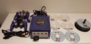 Consola Gamecube + Mandos