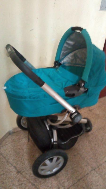 carro bebé quinny