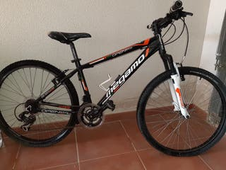 Bicicleta montánbike 21 cambios 3x7