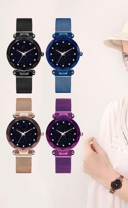 """Reloj Chica Nuevo """"elegante"""""""
