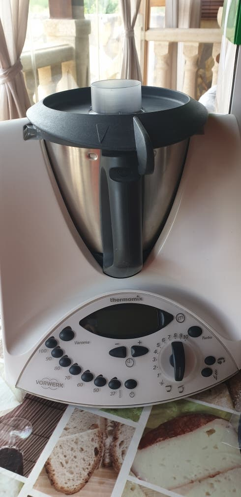 Thermomix TM31 con doble vaso
