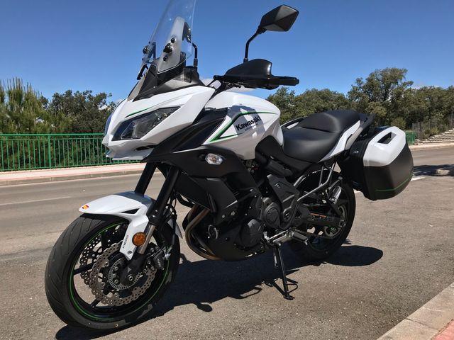 Kawasaki Versys 650 Abs Tourer 2018