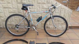 Bicicleta Decatlon aluminio 500