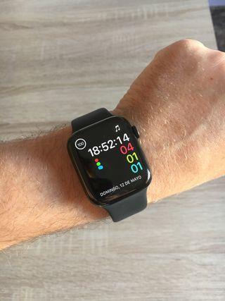 Apple Watch 4 Acero + Cellular 44mm