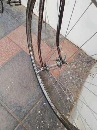 Bicicleta de carretera.