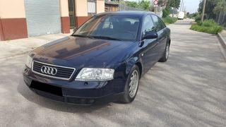 Audi A4 2002 Diésel Gasolina (633455786)