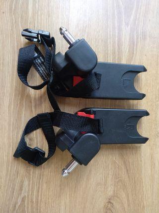 Adaptador grupo 0 maxicosi para silla baby jogger