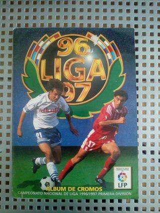 Album de Futbol Cromos Liga Este