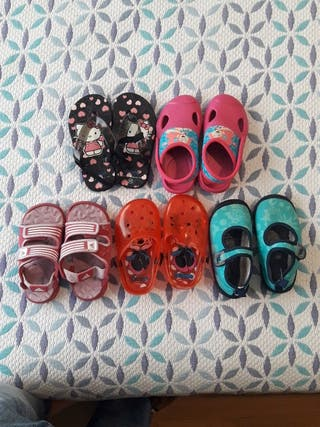 430466c3f Zapatos para niños de segunda mano en Madrid en WALLAPOP