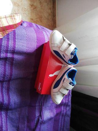 zapatillas verdaderas puma