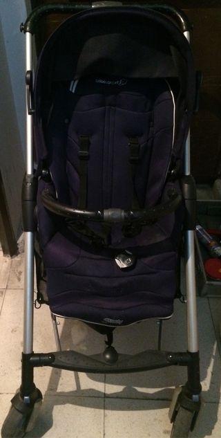 Silla bebé confort streety + cuco + maxicosi