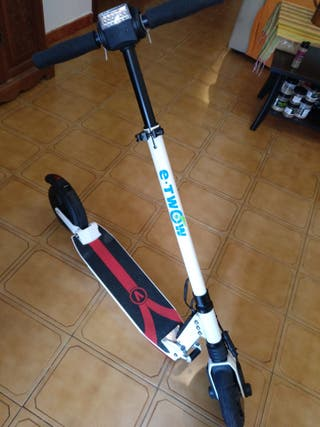 patinete eléctrico e-twow Booster V S