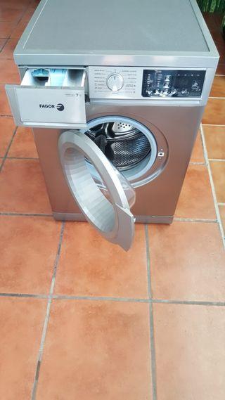 lavadora marca Fagor de 7 kg 1200 revoluciones