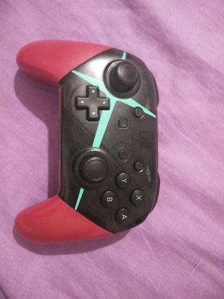 Mando Pro Nintendo Switch Edición Xenoblade 2