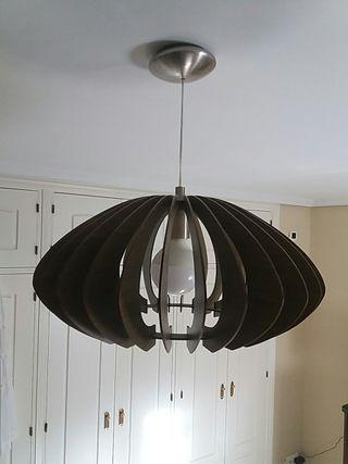 lámpara moderna de Leroy Merlín