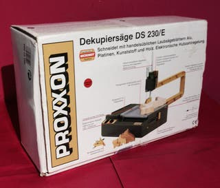 SIERRA MARQUETERIA PROXXON DS230/E