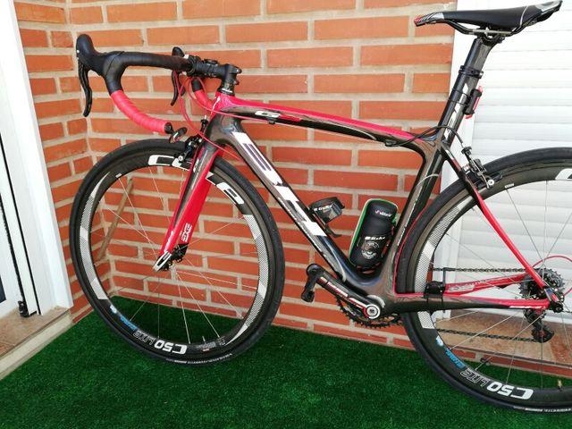 bici carretera BH G5 carbono