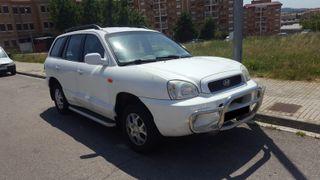 Hyundai Santa Fe 2004 Diésel (633455786)