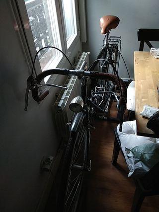 bicicleta carretera clásica retro