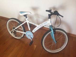 Bicicleta niña talla 20