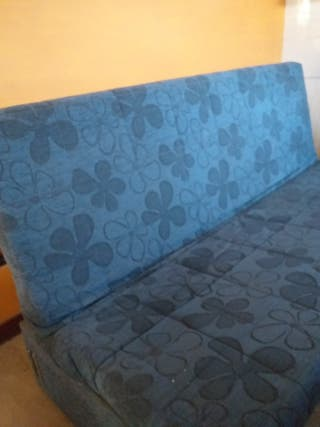 sillon cama muy nuevo, poco uso