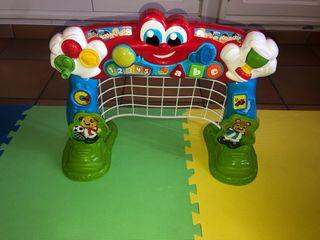 Portería juguete