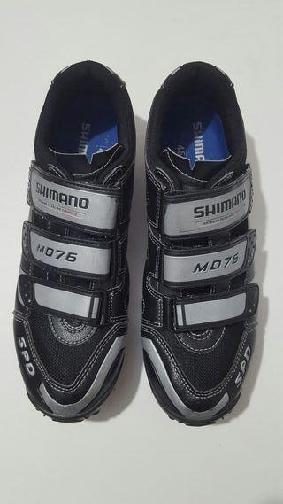 zapatillas mtb shimano 43