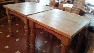 Mesa de mueble mexicano