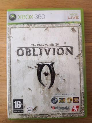 OBLIVION juego XBOX 360