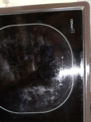 placa de vitrocerámica balay