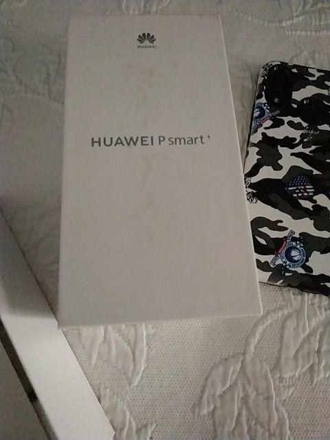 movil Huawei p Smart +