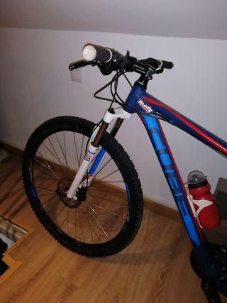 "bicicleta cube analog 29"""