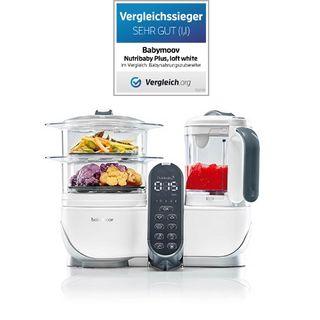 Robot culinario batidora y vaporera Nutribaby