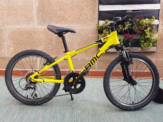 Bicicleta infantil bmc
