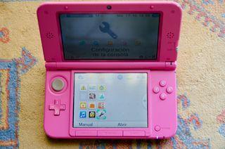 NINTENDO 3DSXL Y 3DS (LEER)
