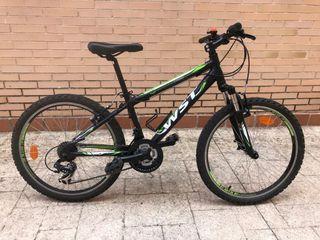 Bicicleta Aluminio WST Cosmo