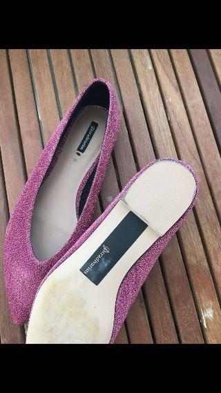 zapatos stradivarius 39