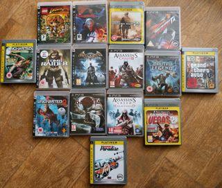 Jocs PS3