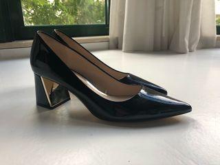Zapatos Zara Charol nuevos