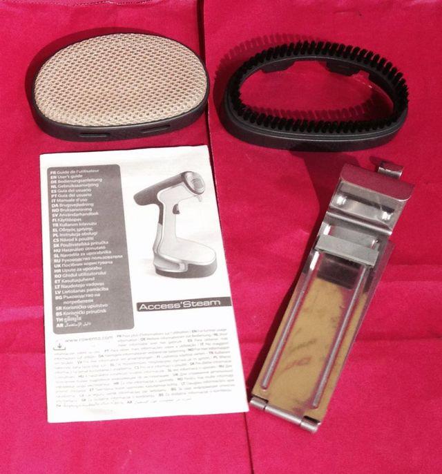 PLANCHA VERTICAL ROWENTA DR8095
