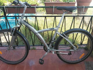 Bicicleta decatlhon five