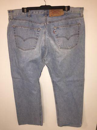 Levis 501 W 40 L 34 pantalon
