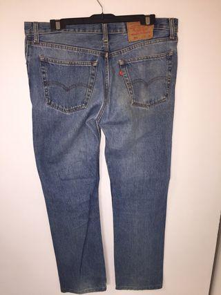 Levis 501 W33 L36 pantalon