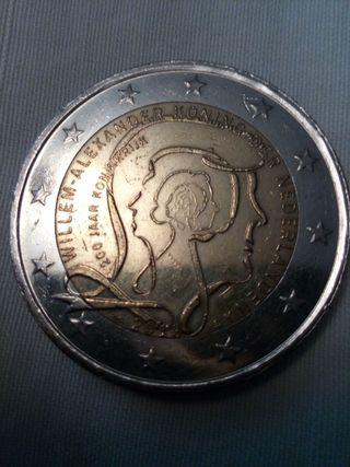 Moneda Holanda 2013