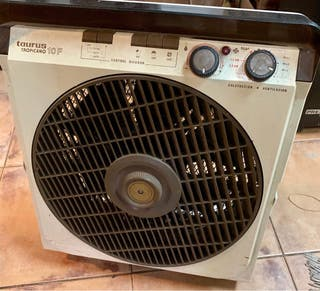 Estufa ventilador taurus