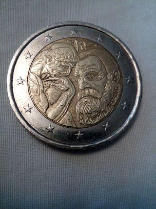 Moneda 2 euros Francia 2017